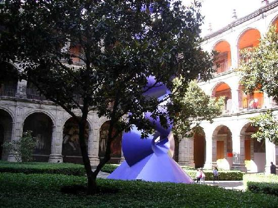 Antiguo Colegio de San Ildefonso: S Idelfonso