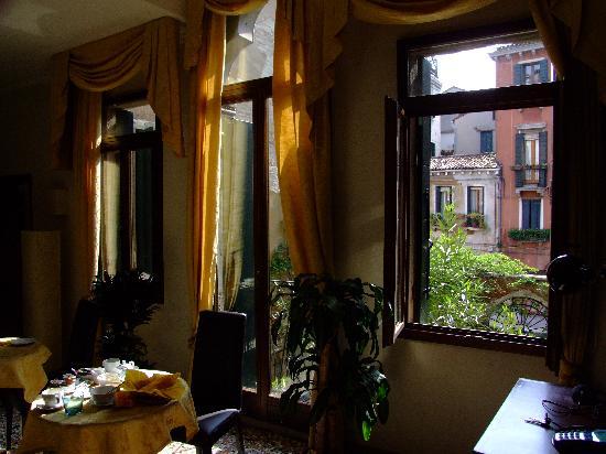Residenza alle Zattere: Breakfast Room