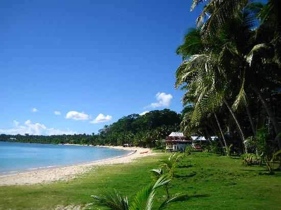 Janes Beach Fales: Manase