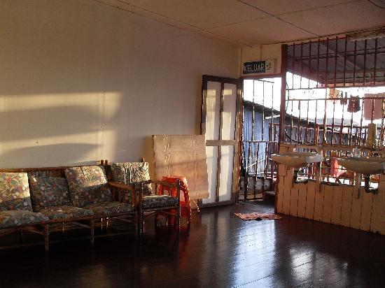 Chuan Full Hotel: common, shared area