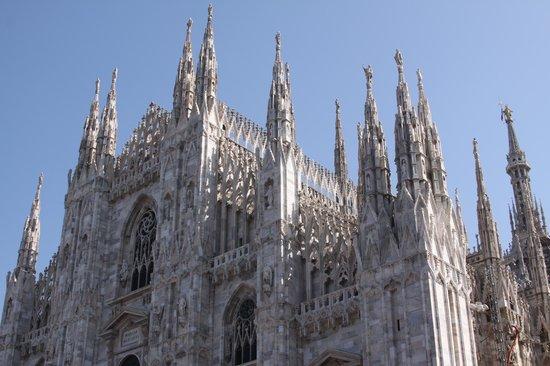 מילאנו, איטליה: Duomo, Milan, Italy