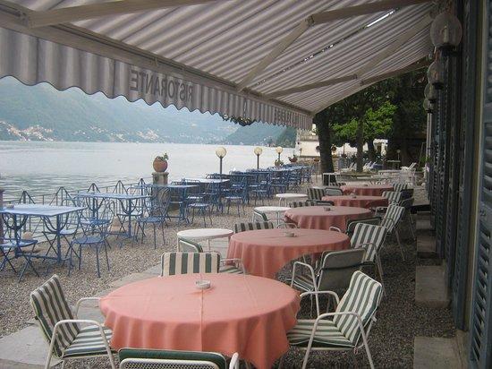 Villa Belvedere: The Terrace