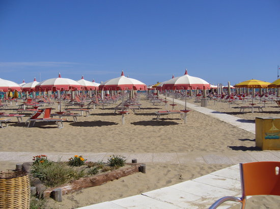 European Restaurants in Rimini