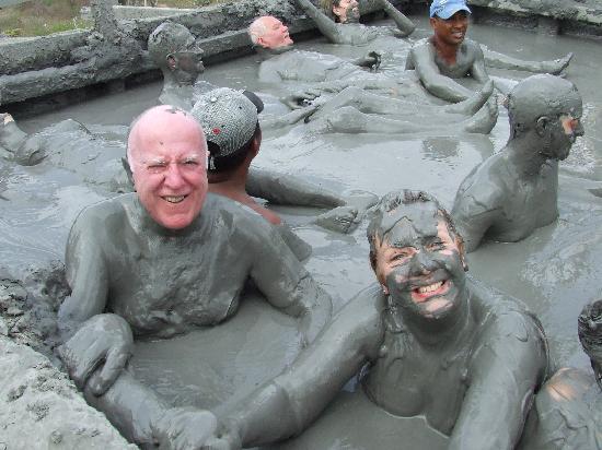 Volcan de Lodo El Totumo (Mud Volcano) : Mud Volcano March 2009 fantastic