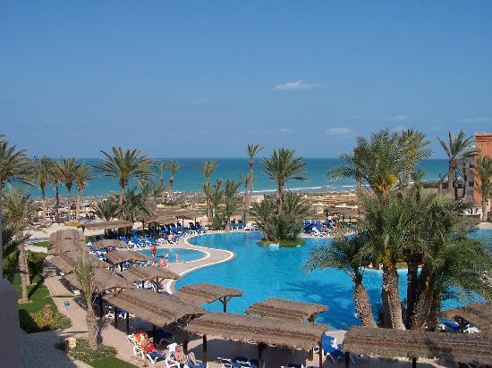 Safira Palms Hotel & Spa: Jour d'arrivée