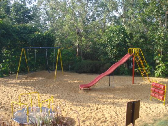 Club Mahindra Madikeri, Coorg: Kids play area