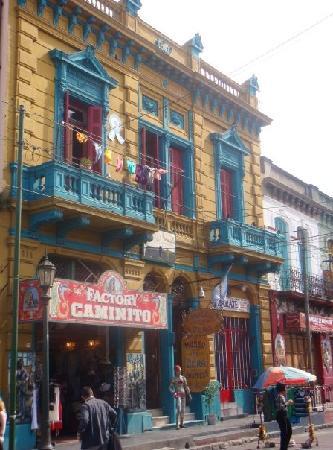 Giorgio's House Buenos Aires: Caminito in La Boca