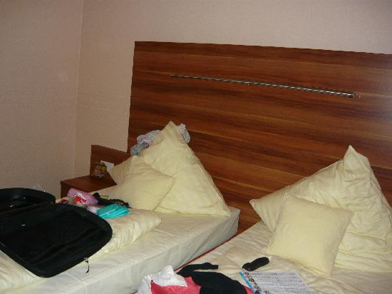 Hotel Haus Hillesheim: Room