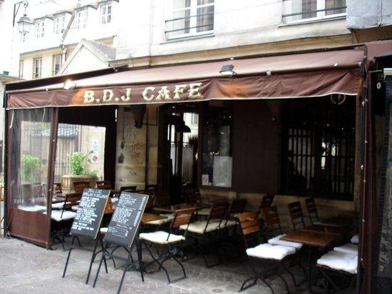 B D J Cafe Paris Le Marais Restaurant Reviews Phone
