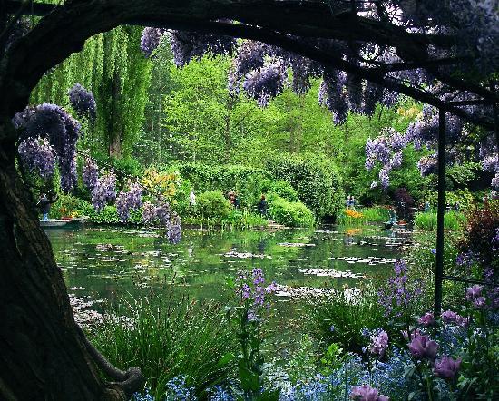 Claude Monetu0027s House And Gardens: Claude Monetu0027s Japanese Inspired Water  Garden ... Part 88