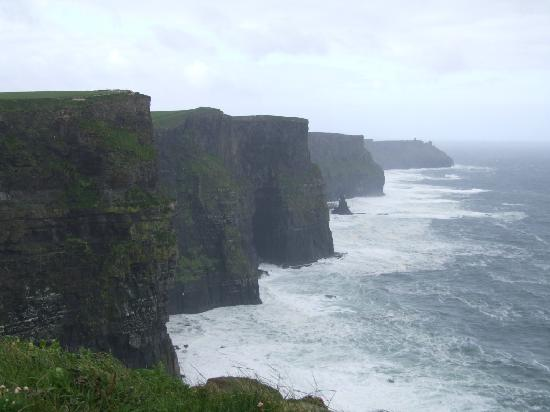 Aran View Country House: Cliffs of Mohar