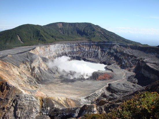 Poas Volcano National Park Photo