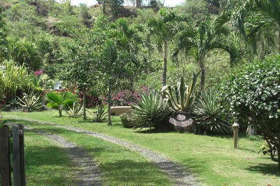 Der Eingang zu La Koumbala