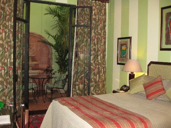 Hotel Grano de Oro San Jose: Room 7 bedroom