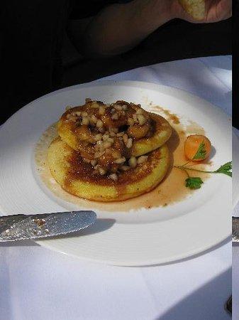 Hotel Grano de Oro San Jose: pancakes