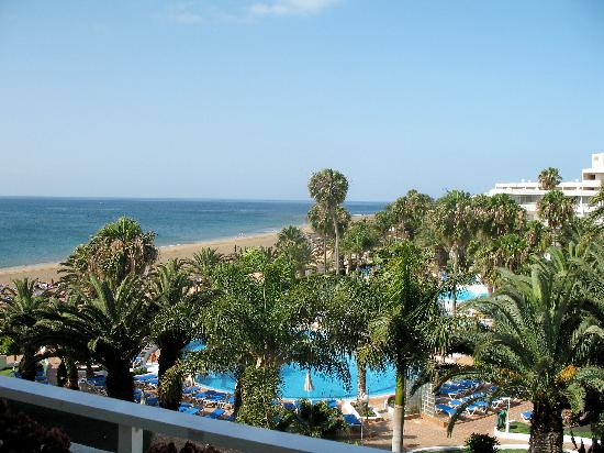Sol Lanzarote All Inclusive: View from Room 1415