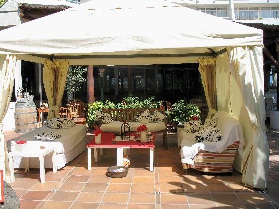 """Sol Lanzarote All Inclusive: Adult only """"chill"""" area"""