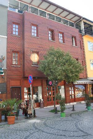 Gul Sultan Hotel: entrata hotel