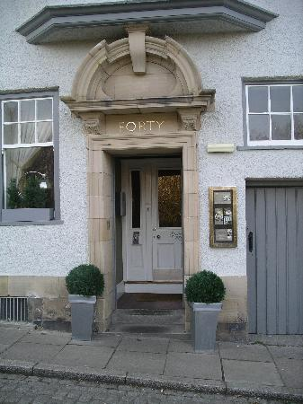 Grafton House Hotel: Grafton House Front Door