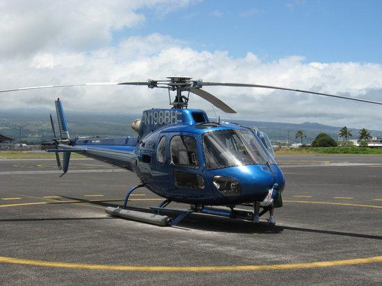 Blue Hawaiian Helicopters - Hilo : Chopper