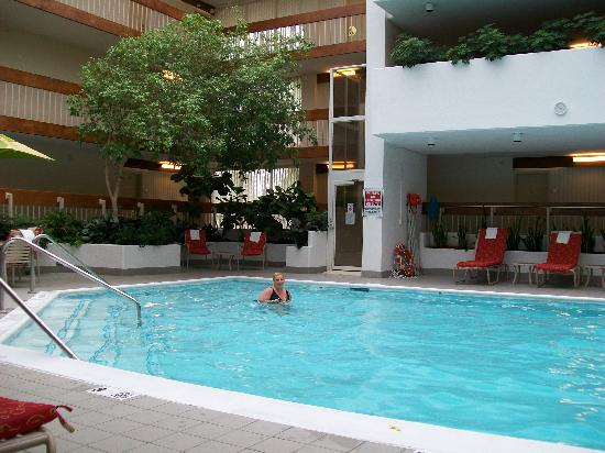 Saddle Brook Marriott : Pool 1