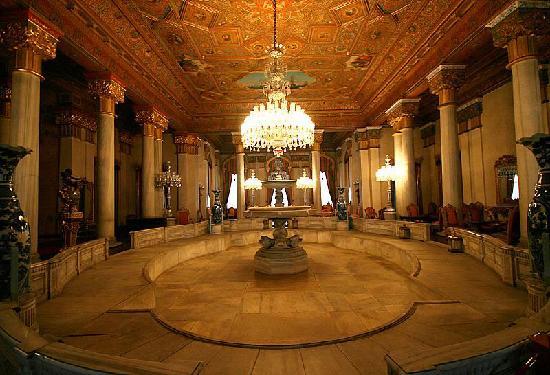 Istanbul, Tyrkia: Beylerbeyi Palace