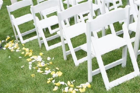 Wake Robin Inn: Ceremony Seating