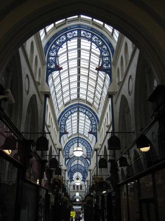 Thornton's Arcade : Victorian Gothic arcade