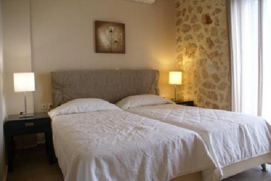 Villa Helona : ground floor bedroom