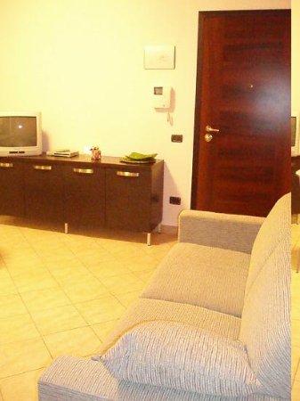 Residence Arianna: salotto