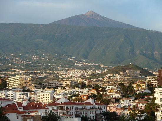 Bahia Principe San Felipe: Balcony view: overlooking Teide