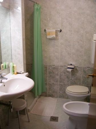 Hotel Terme Posta : bagno