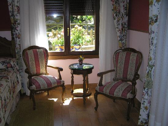 La Molinuca: our room