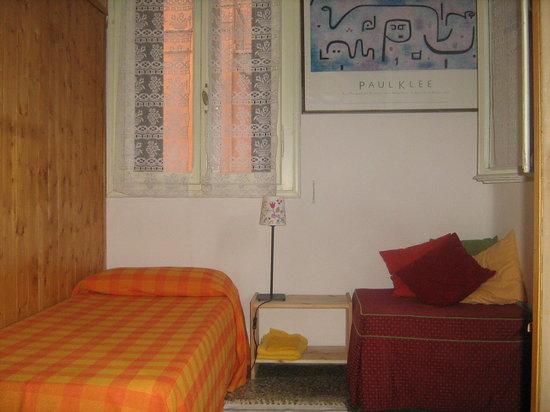 B. & B. Cristina: la mia camera