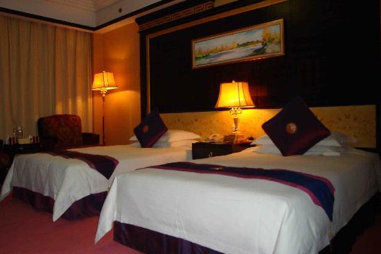 Jinyuan Furun Hotel : Nice Cosy Room