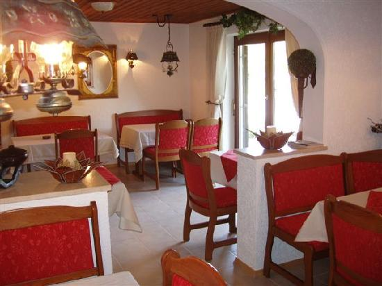 Gästehaus-Pension Zeranka: diningroom