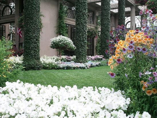 Hilton Garden Inn Kennett Square: Conservatory