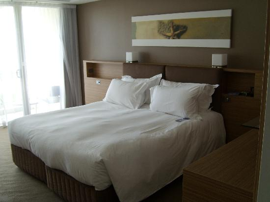 room with partial seaview