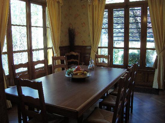 A l'Ombre du Fort : Gezamenlijke ontbijtkamer