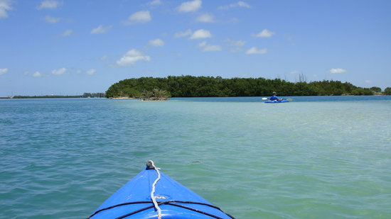 Key West, Floride : Kayaking 2
