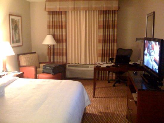 Hilton Garden Inn Palmdale: Standard King Room