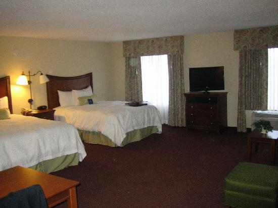 Hampton Inn & Suites Alexandria Old Town Area South: Junior Suite