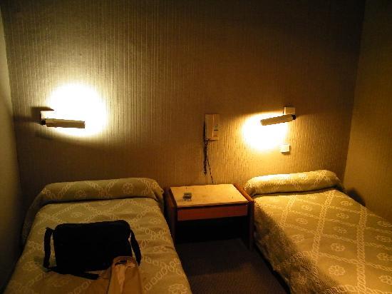 """Hotel Mirabeau: La """"flamante"""" habitación"""