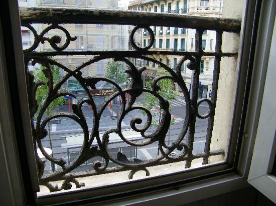 Hotel Mirabeau: La súper vista