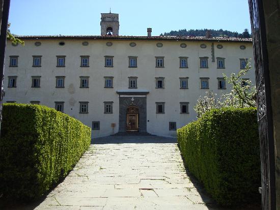 Hotel La Foresta: Abbey
