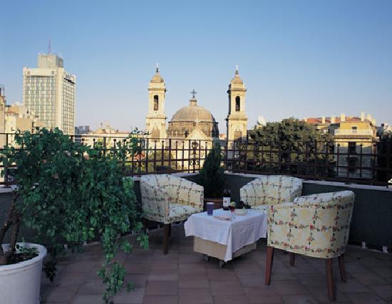 Triada Hotel: View2