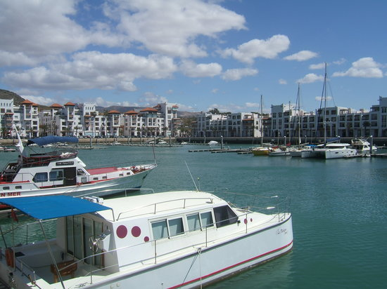 The Marina of Agadir