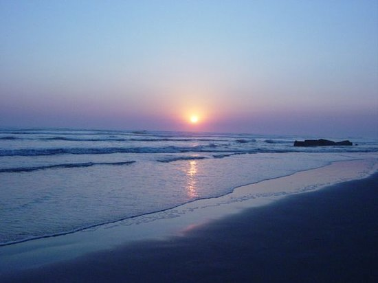 Le Salvador : Costa del sol