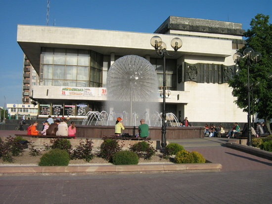 Ivan Franko National Academic Music and Drama Theatre