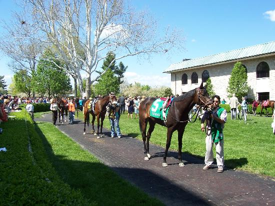 The Woodford Inn: Keeneland